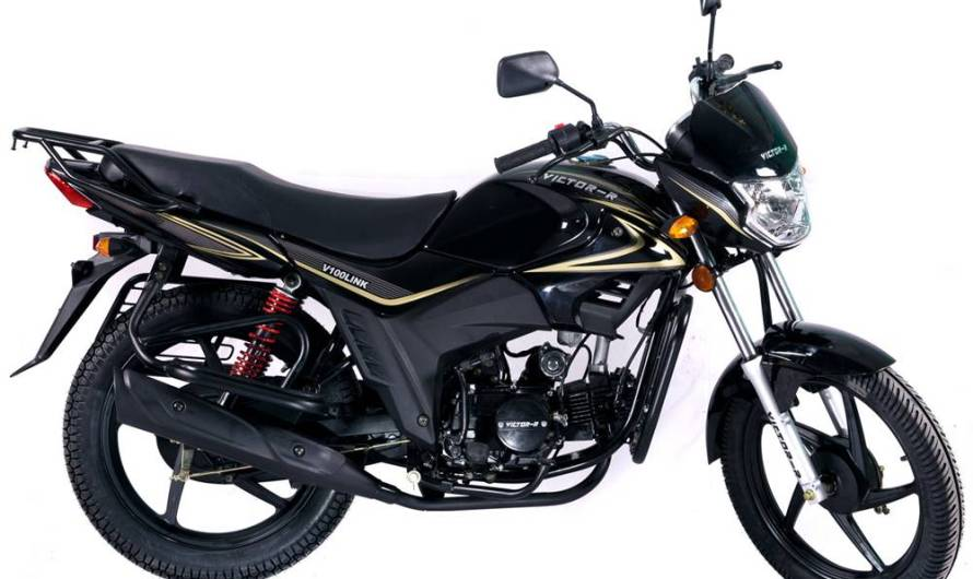 Victor V100Link Motorcycle Price in Bangladesh