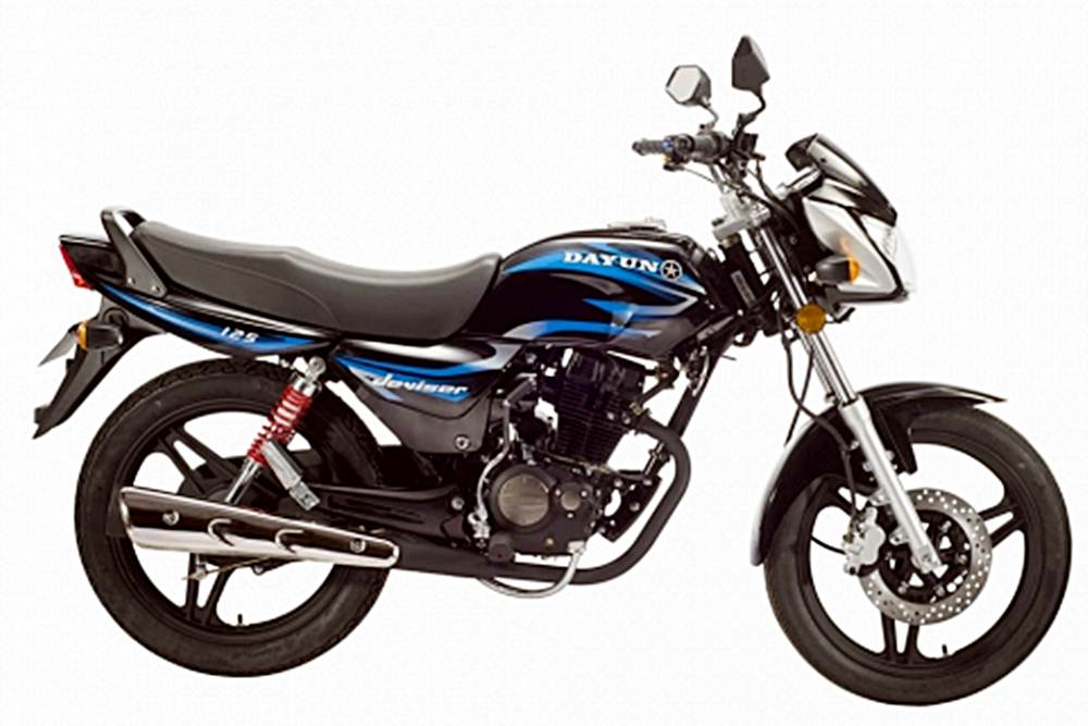 Dayun Deviser Motorcycle Specification