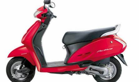 Honda Activa Joy On and On Specification