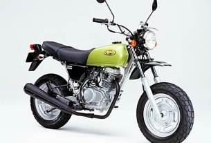 Honda Ape 50 Motorcycle Specification