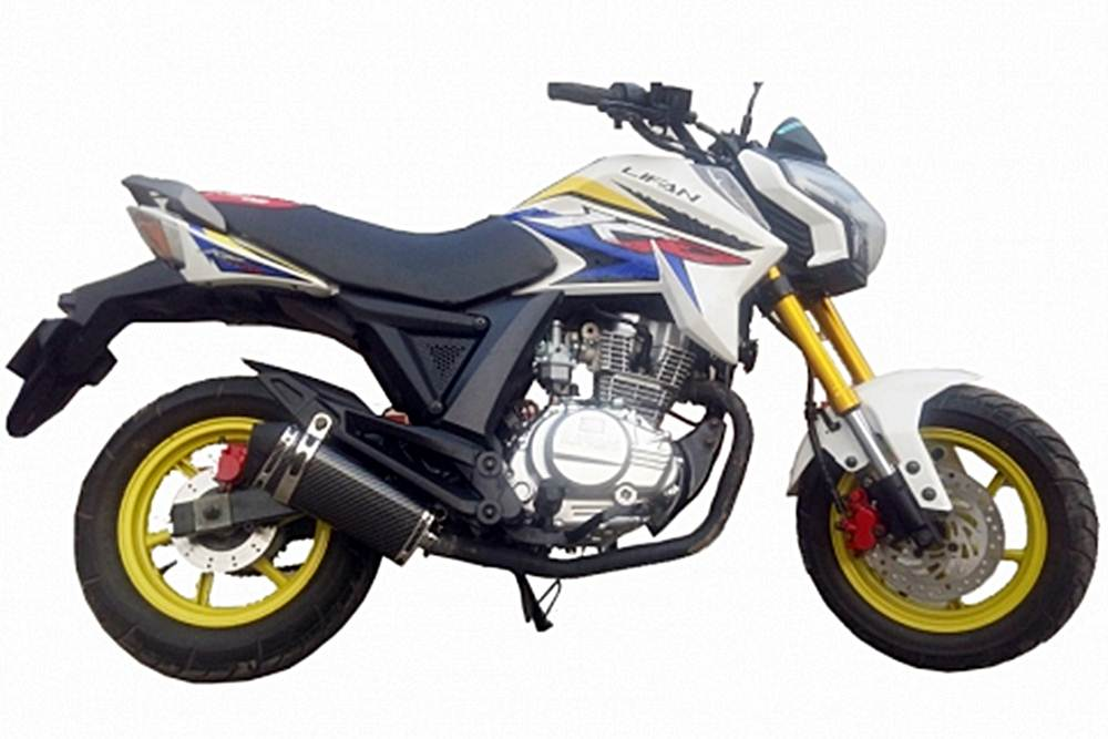 Lifan KP Mini Motorcycle Specification
