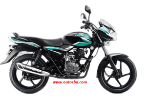 Bajaj Discover 100 Motorcycle Specification