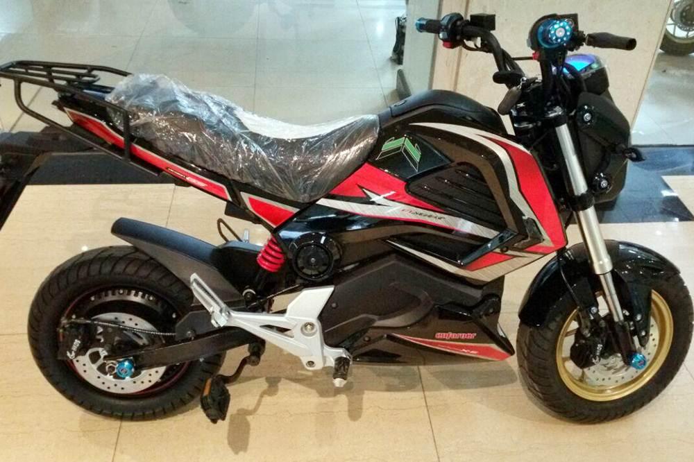 Exploit E-Bike M3 Motorcycle Specification