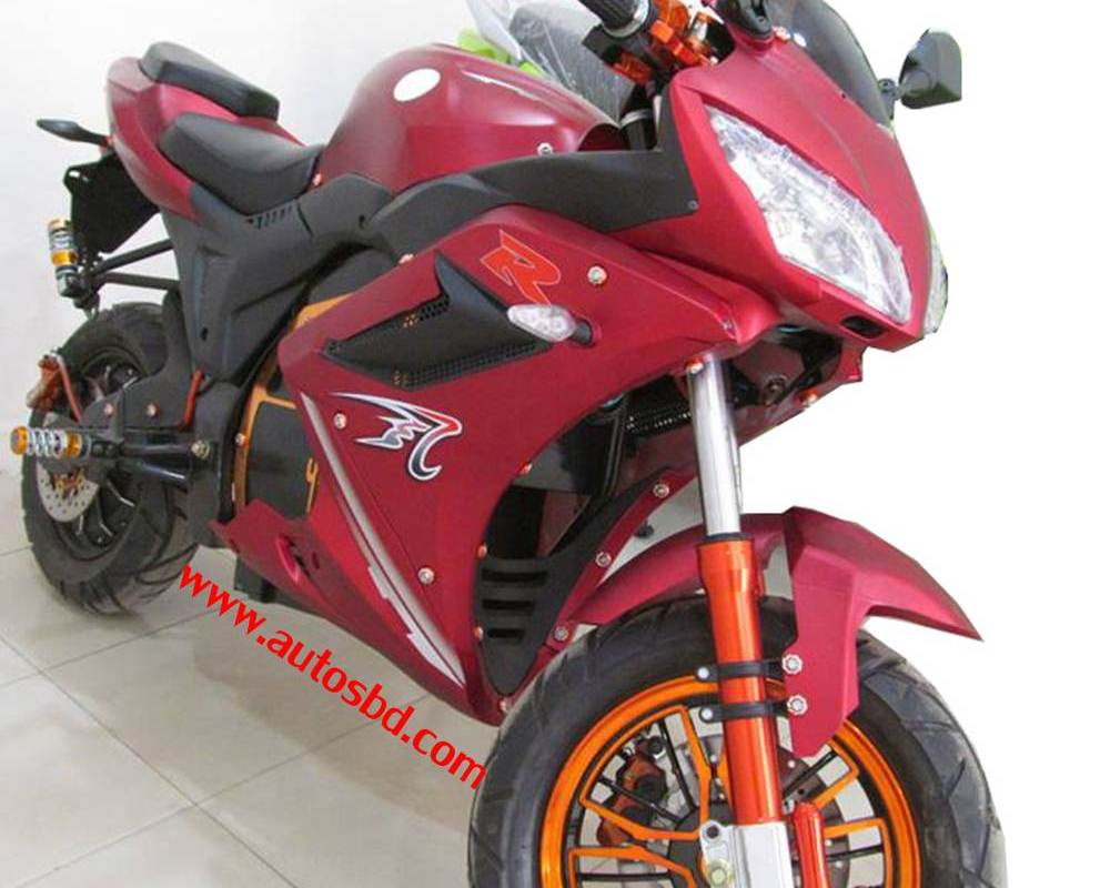 Exploit E-Bike R1 Motorcycle Specification