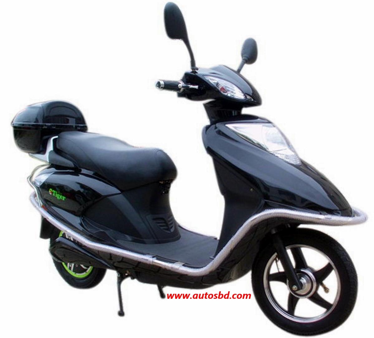 Green Tiger Digital-300 Motorcycle Specification