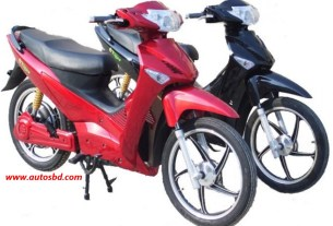 Green Tiger GT - Four Electric Bike Motorcycle Specification