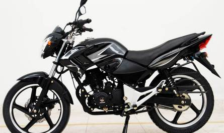 HPM Power Ninja Motorcycle Specification