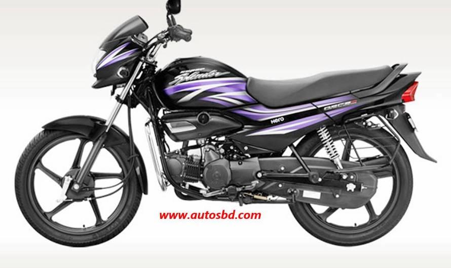 Hero Super Splendor Motorcycle Price in Bangladesh