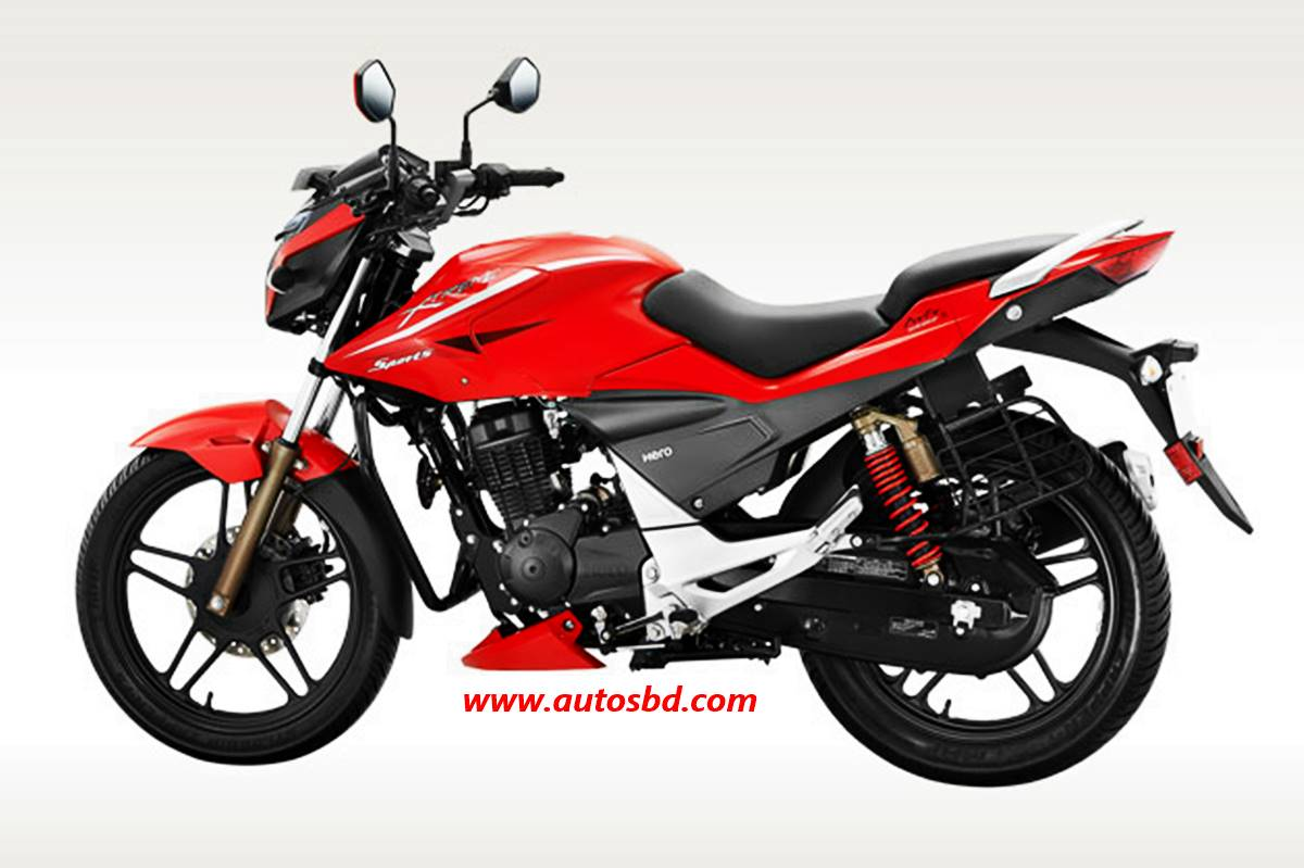 Hero Xtreme Sports Motorcycle Specification