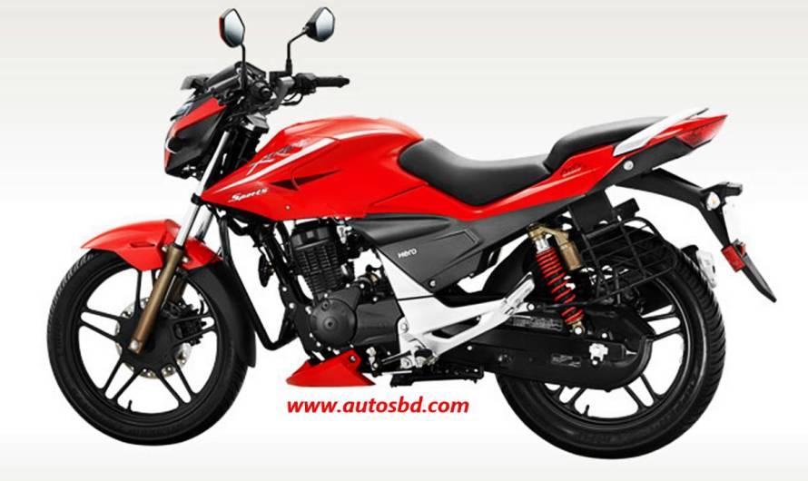 Hero Xtreme Sports Motorcycle Price in Bangladesh
