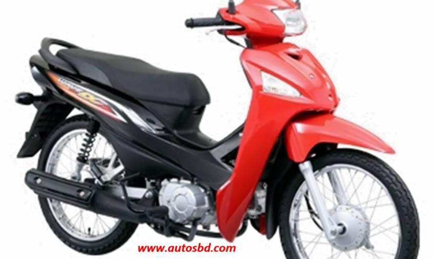 Honda Wave Alpha Motorcycle Price in Bangladesh