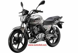 KeeWay RKS 125 Motorcycle Specification