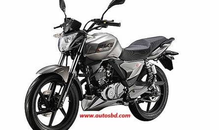 KeeWay RKS 125 Motorcycle Specification