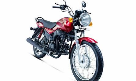 Mahindra Arro Motorcycle Specification