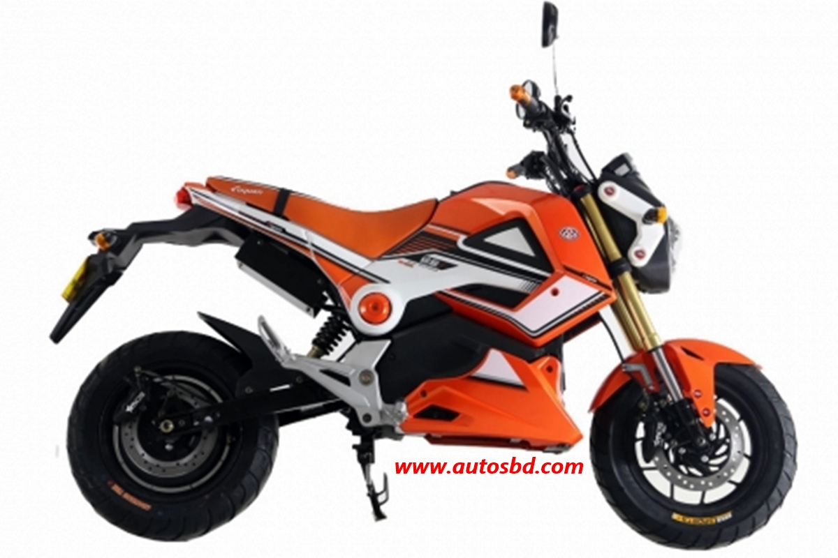 MyChoice E-Bike Motorcycle Price in Bangladesh