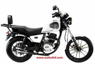 UM Duramax 125 Motorcycle Specification