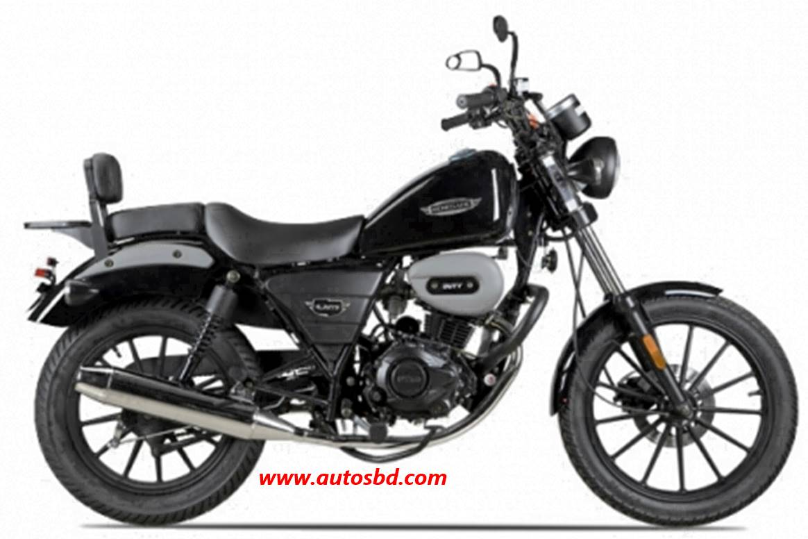 UM Renegade Duty 125cc Motorcycle Specification