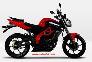 UM Xtreet 150cc Motorcycle Specification