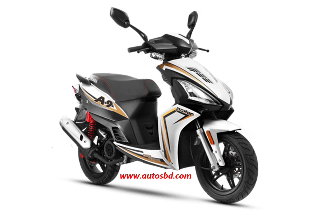 Znen A9 Motorcycle Specification