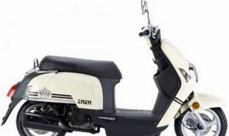 Znen F9 VII Motorcycle Specification