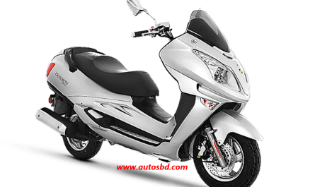 Znen Roar Motorcycle Specification