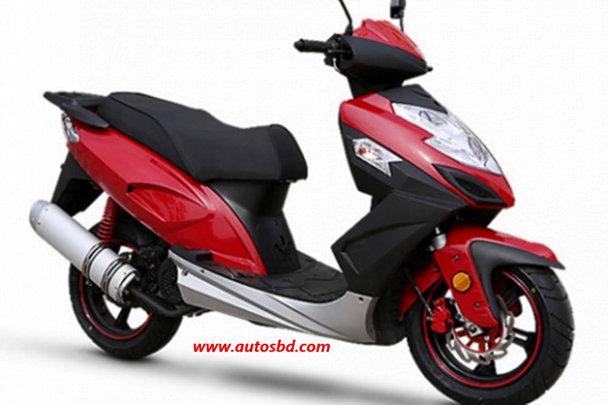 Znen Skylerk Motorcycle Specification