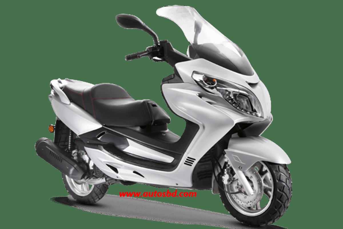 Znen Vista Scooter Specification