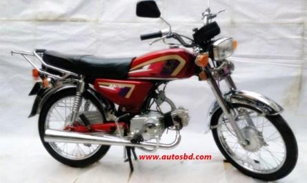 Zongshen ZS-50 Motorcycle Specification