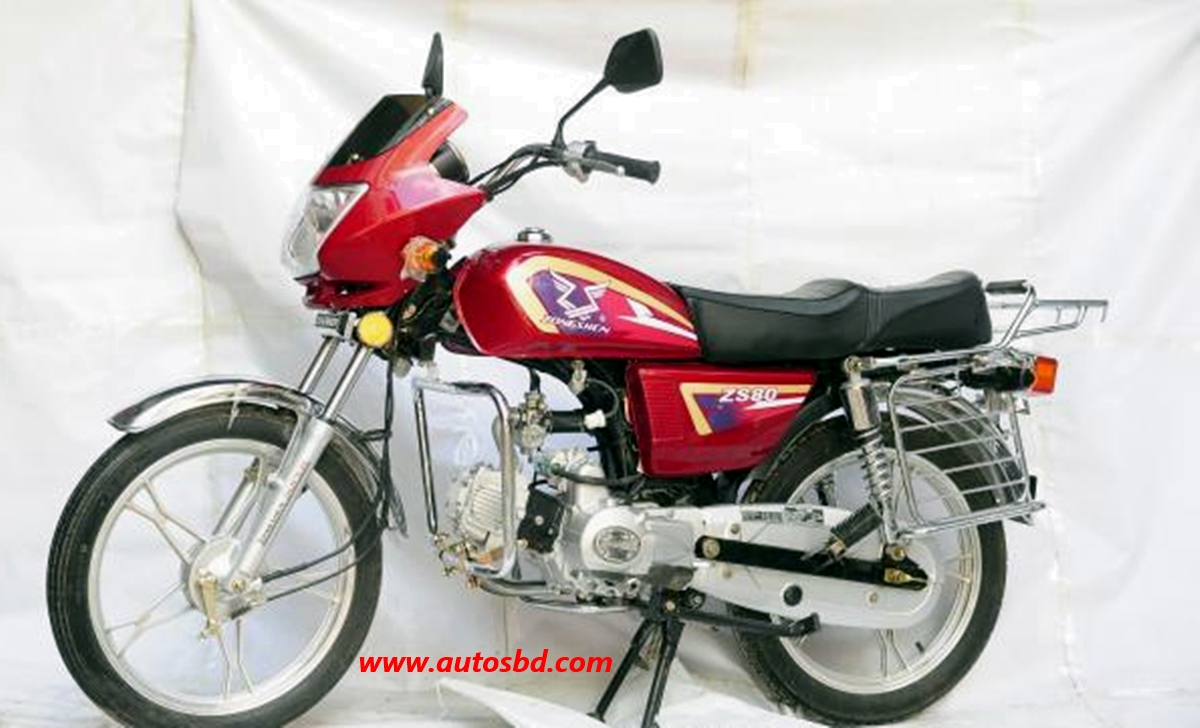 Zongshen ZS-80 Motorcycle Specification