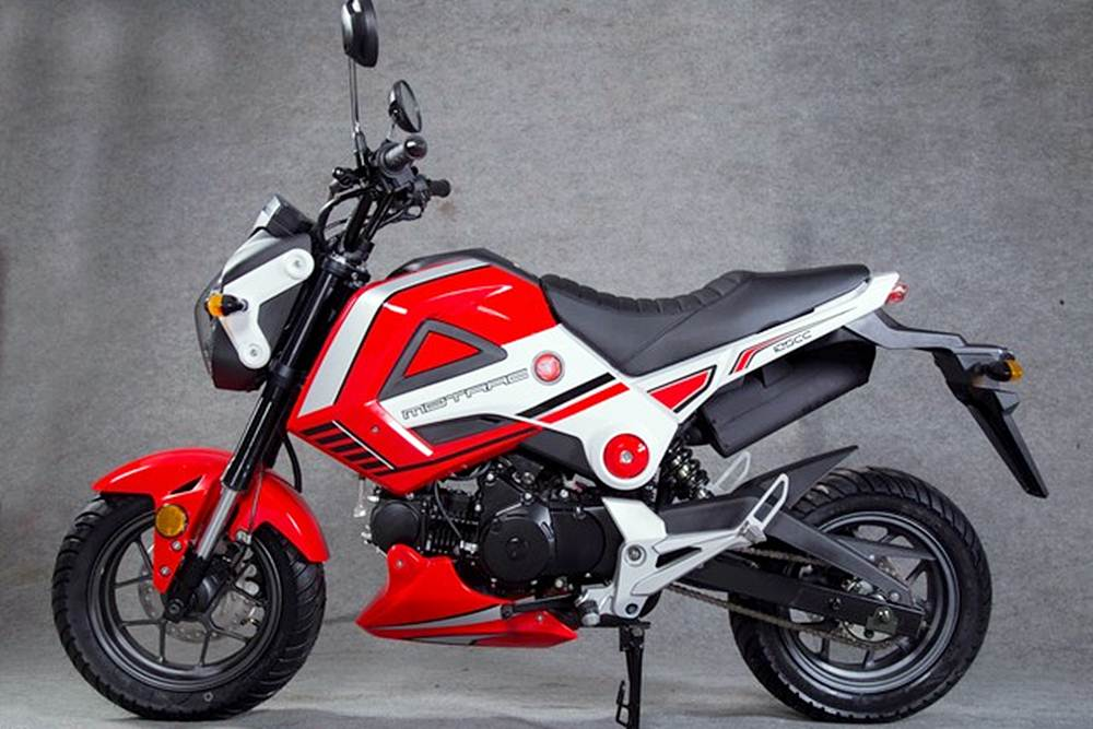 Motrac M3 Motorcycle Specification