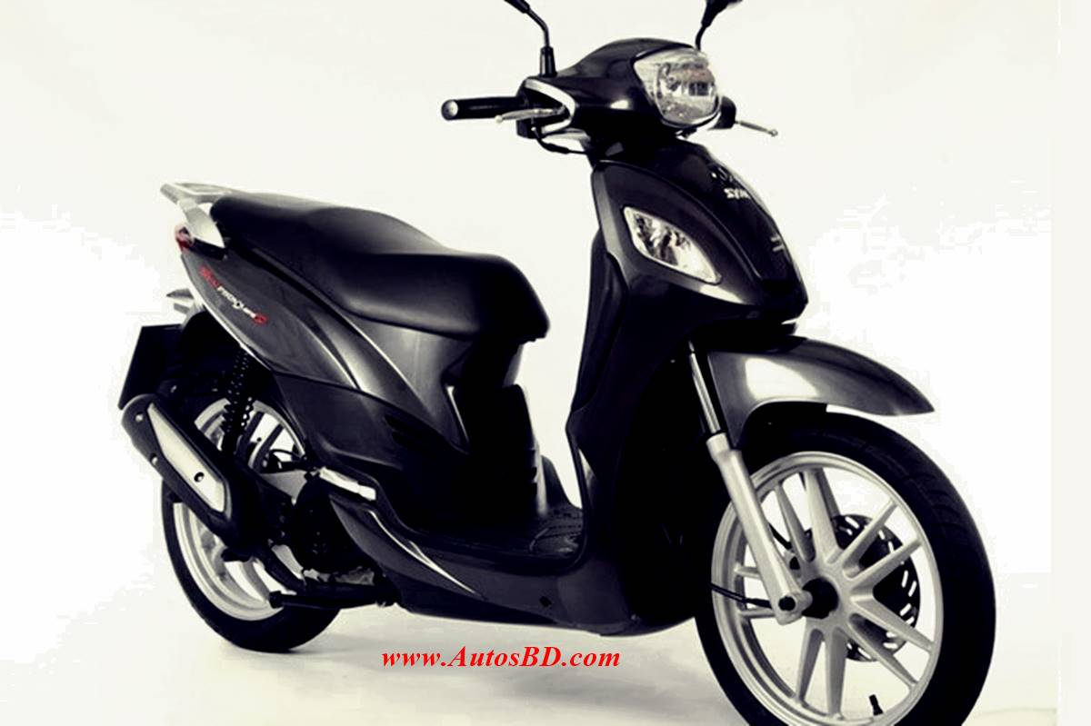 Sym Symphony S 125 Scooter Specification