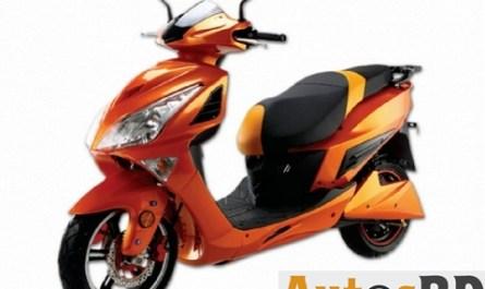 Akij Duronto Motorcycle Specification