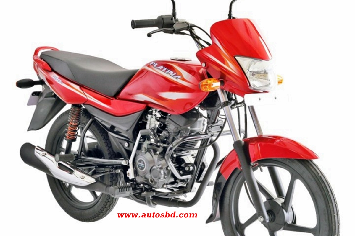 Bajaj Platina 100 ES Motorcycle Specification