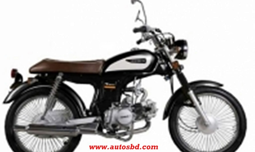 Victor-R Classic 100 Motorcycle Price in Bangladesh