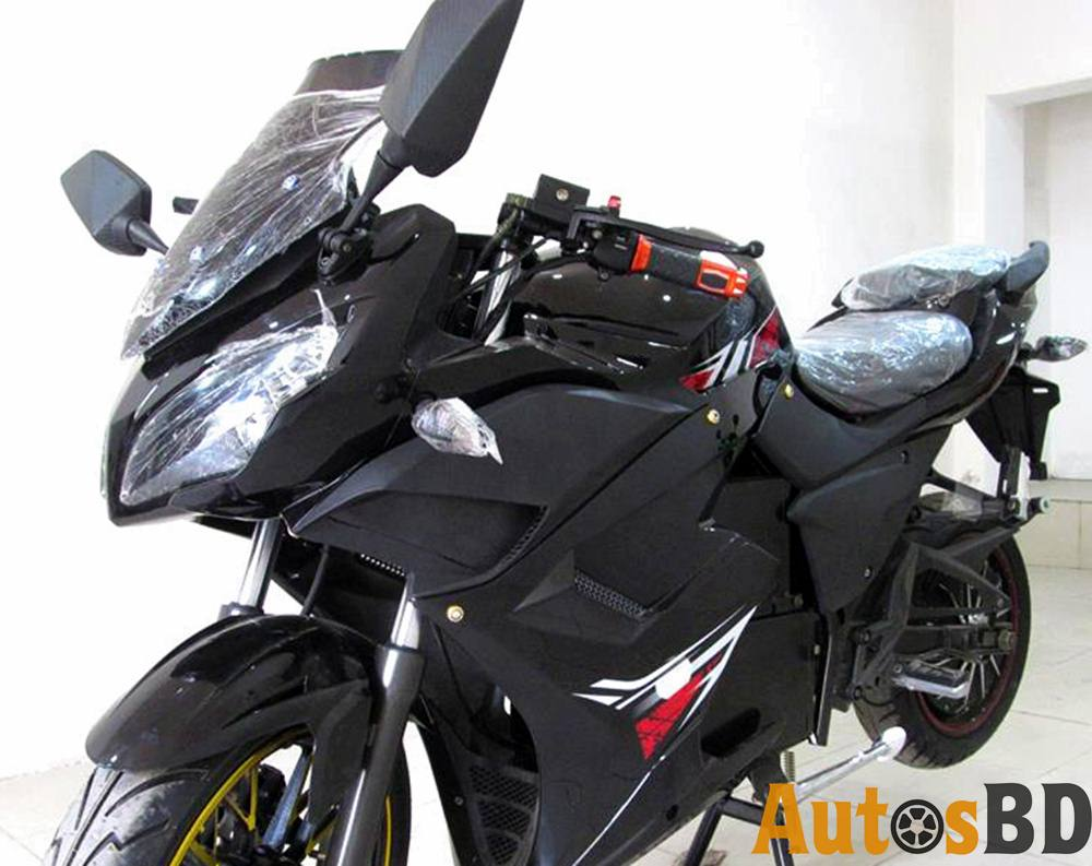 Exploit E-Bike R15 Motorcycle Price in Bangladesh
