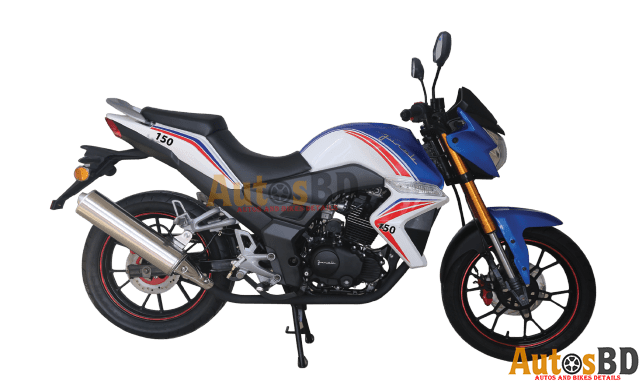 ZNEN DBR Motorcycle Specification