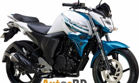 Yamaha FZS FI Motorcycle Specification