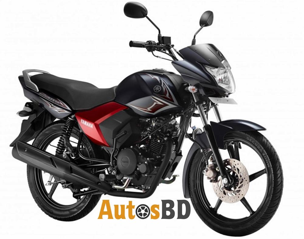 Yamaha Saluto Disc Brake Motorcycle specification