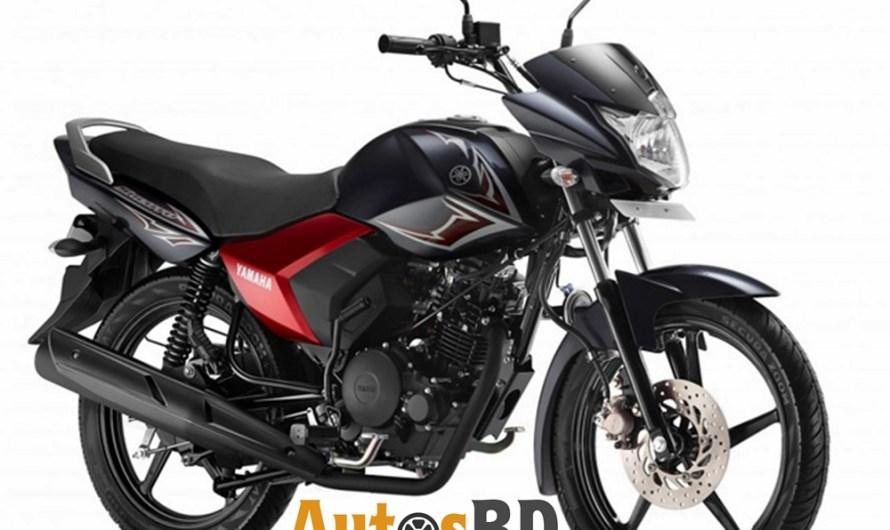Yamaha Saluto Disc Brake Motorcycle Price in Bangladesh