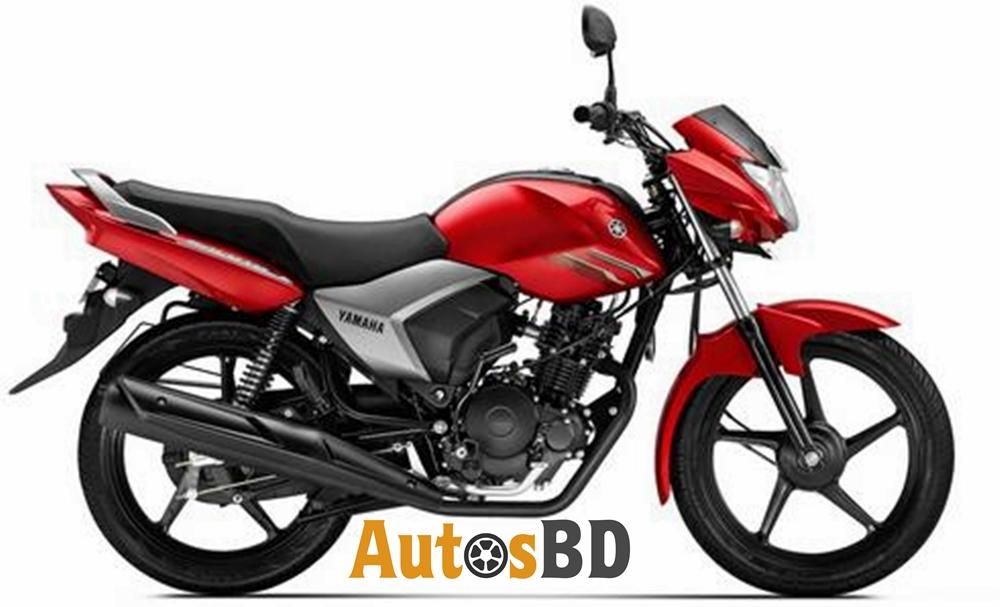 Yamaha Saluto Drum Brake Motorcycle Specification