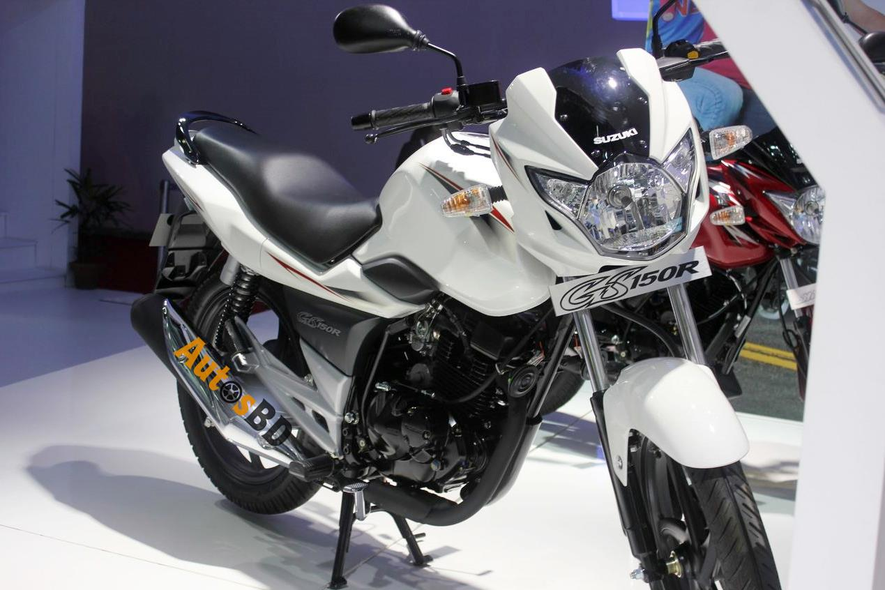 Suzuki GS150R Motorcycle Price in Bangladesh