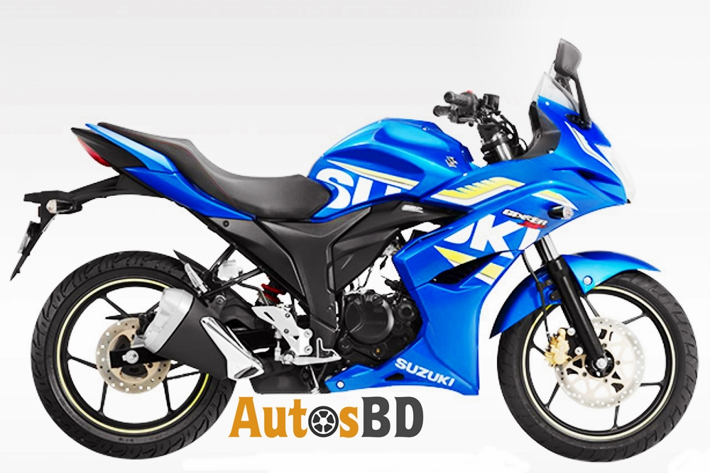 Suzuki Gixxer SF Double Disc Motorcycle Specification