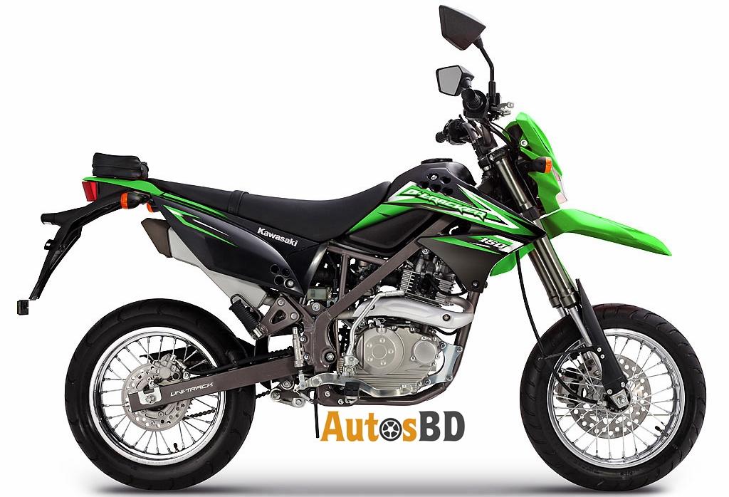 Kawasaki D-Tracker 150 Motorcycle Specification