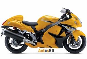 Suzuki Hayabusa GSX1300R Limited Edition Motorcycle Specification