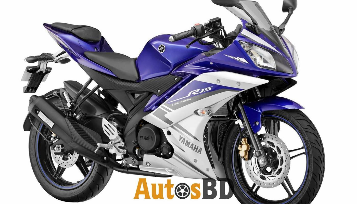 Yamaha R15 V2 Specification