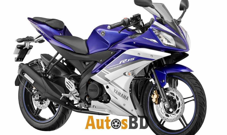 Yamaha R15 V2 Motorcycle Price in Bangladesh