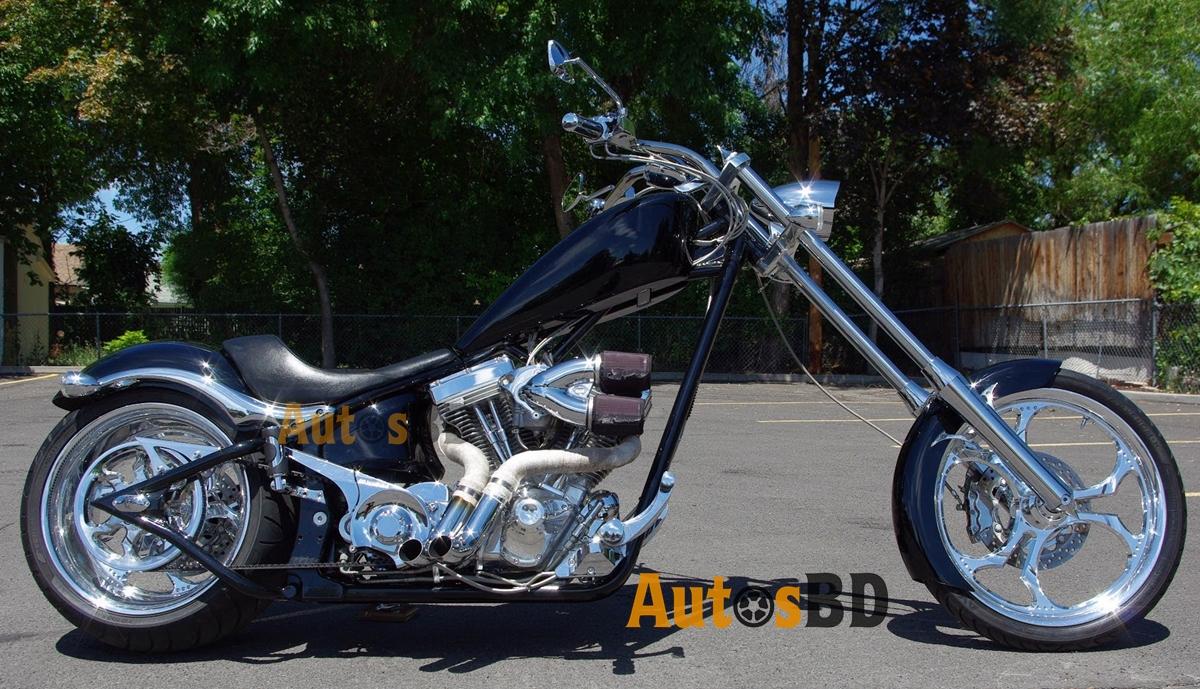 Big Dog K9 Motorcycle Specification