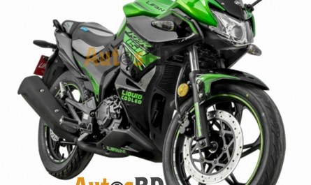 Lifan KPR150 2017 Motorcycle Specification
