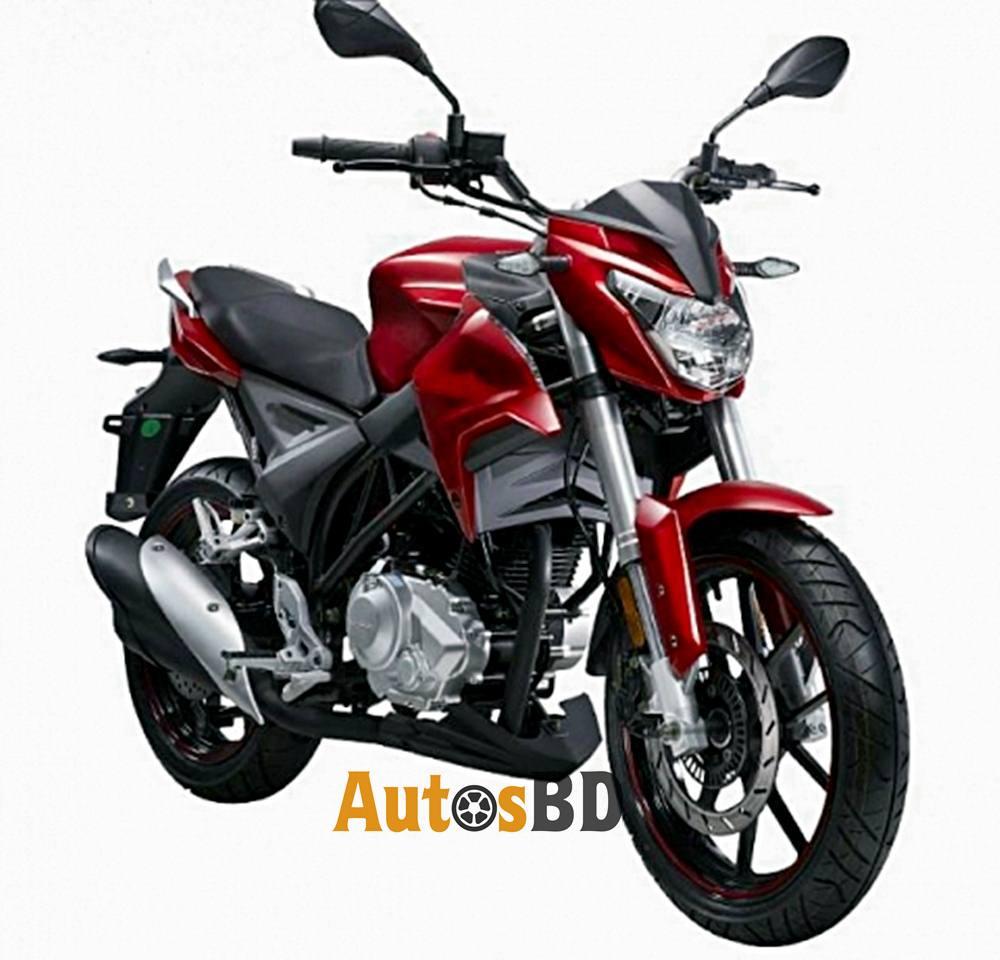 Roadmaster Rapido Motorcycle Specification
