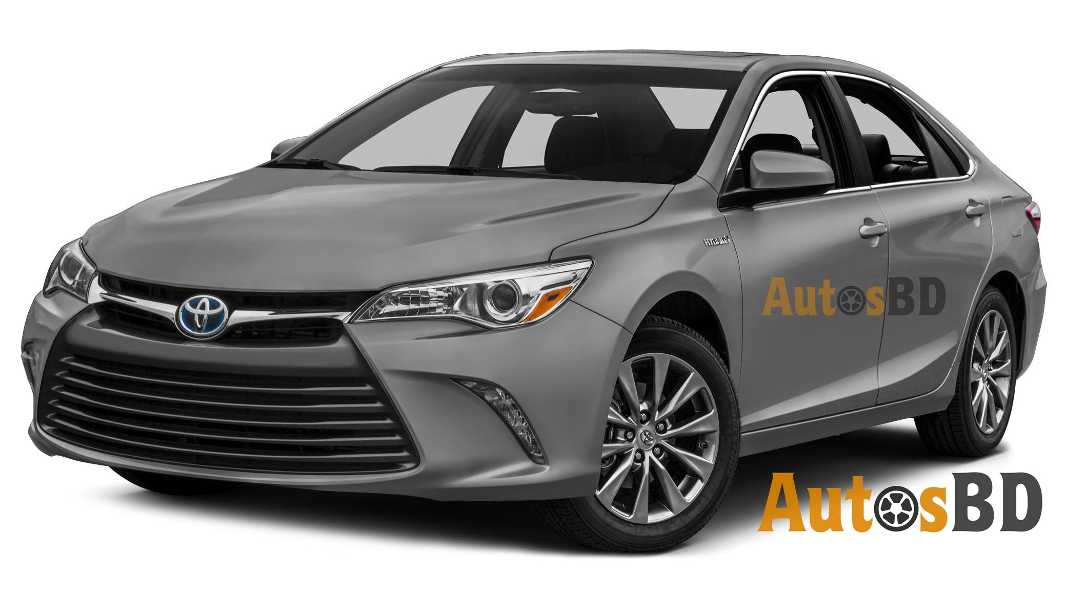 Toyota Camry Hybrid Specification